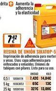 Oferta de Imprimación sika por 7,42€