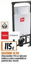 Oferta de Wc Teka por 115€