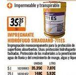 Oferta de Imprimación sika por 35,35€