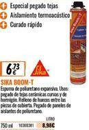 Oferta de Espuma de poliuretano sika por 6,73€