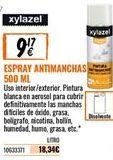 Oferta de Pintura antimanchas Xylazel por 9,17€
