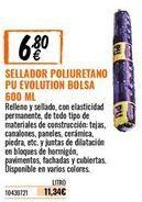 Oferta de Sellador de poliuretano por 6,8€