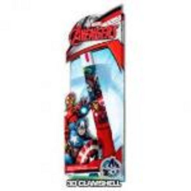 Oferta de Boligrafo Vengadores Avengers Marvel Jumbo 4 Colores por 9,39€