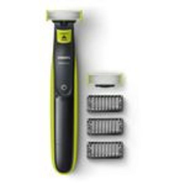 Oferta de Recortador de Barba Philips OneBlade QP2520/30 por 46,99€