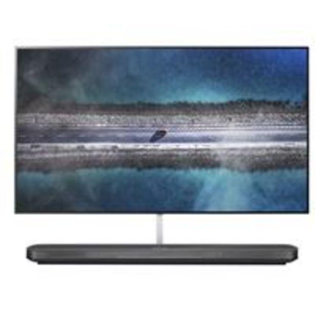 Oferta de TV OLED 77'' LG OLED77W9 IA 4K UHD HDR Smart TV por 7799,94€