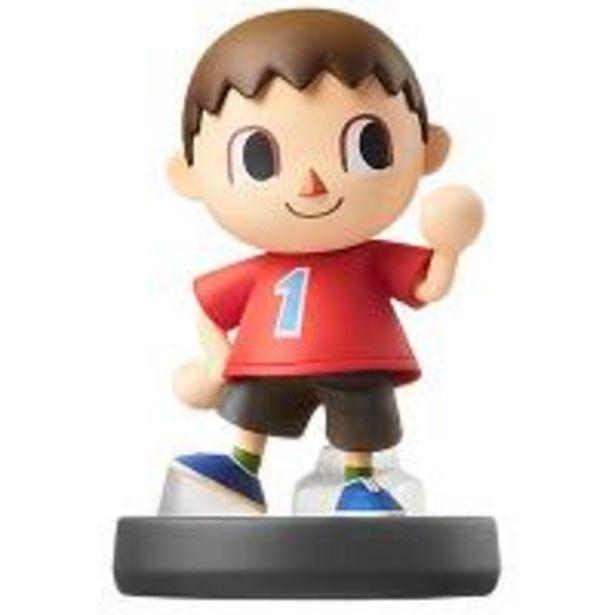Oferta de Figura Amiibo Smash Villager Nintendo por 9,99€