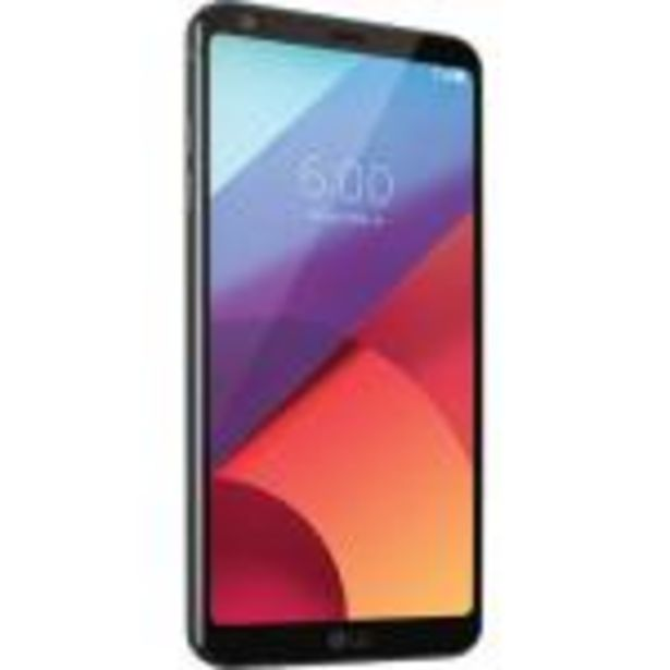 Oferta de LG G6 H870 32GB Negro por 198,9€