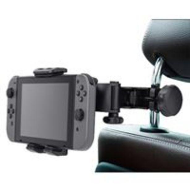 Oferta de Soporte de coche FR-TEC FT1035B para Nintendo Switch por 9,79€