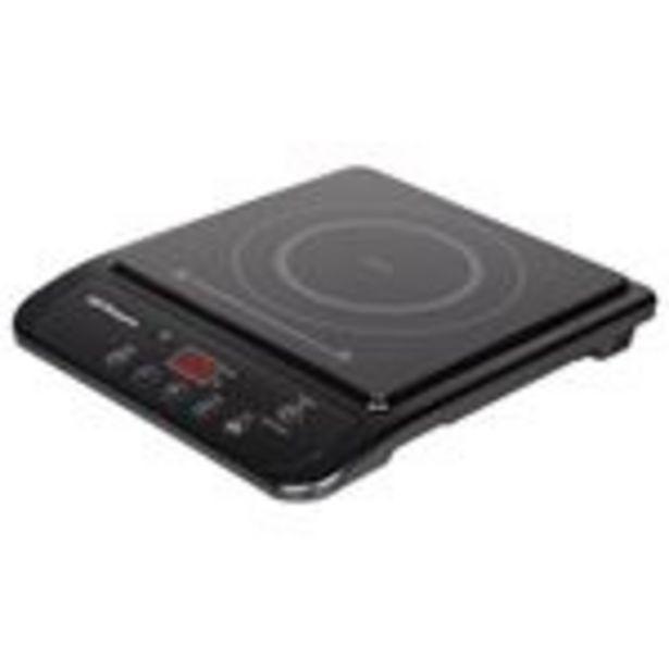 Oferta de Placa Vitroceramica induccion portatil Orbegozo PI4800 por 58€