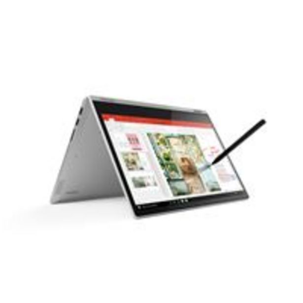 Oferta de Convertible 2 en 1 Lenovo ideapad C340-14IML 14'' Plata por 769,9€