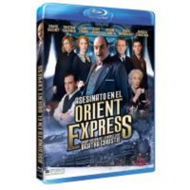 Oferta de Asesinato en el Orient Express  Miniserie - Blu-Ray por 11,99€