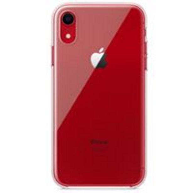 Oferta de Funda Apple Clear Case Transparente para iPhone Xr por 36,79€