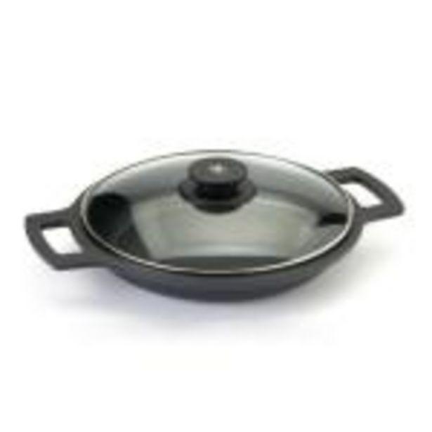 Oferta de Cacerola Baja Efficient 36cm A270536 - Isogona - Bra por 69,99€