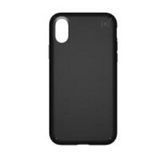 Oferta de Funda Speck Presidio Negro para iPhone X por 5,88€