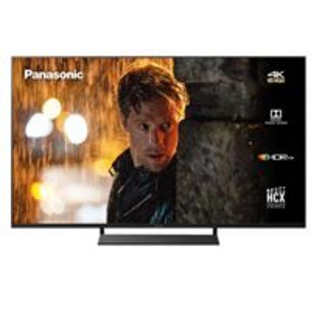Oferta de TV LED 58'' Panasonic TX-58GX800 4K UHD HDR Smart TV por 934,92€