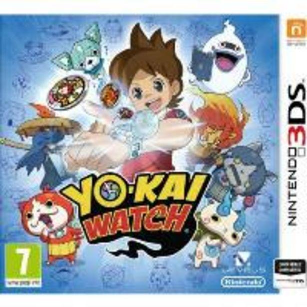 Oferta de Yo-Kai Watch Nintendo 3DS por 25,89€