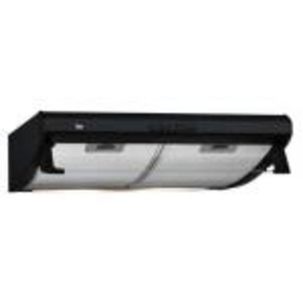 Oferta de Campana Convencional Teka C 6420 Negra 60 cm por 103,9€