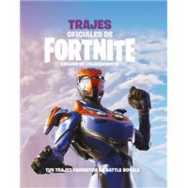 Oferta de Trajes oficiales de Fortnite - Edición de coleccionista por 11,4€
