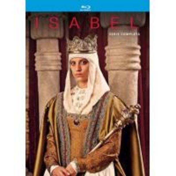 Oferta de Pack Isabel  Serie Completa - Blu-Ray por 69,99€