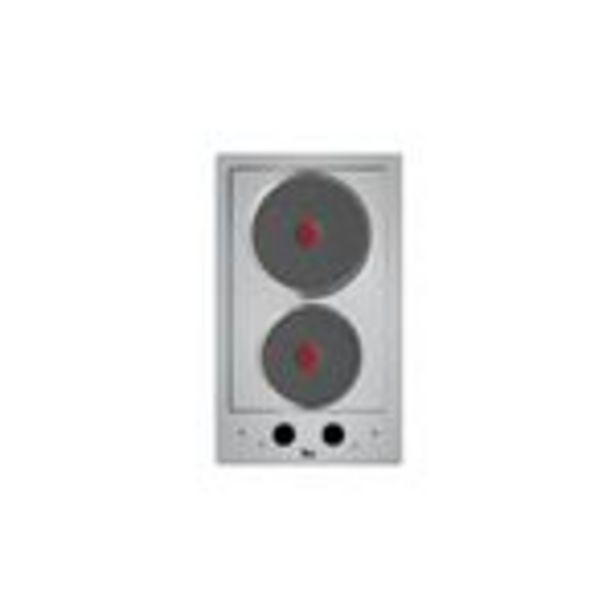 Oferta de Encimera Teka EFX 30.1 2P Integrado Hornillo eléctrico / Placa eléctrica Acero inoxidable por 104,75€
