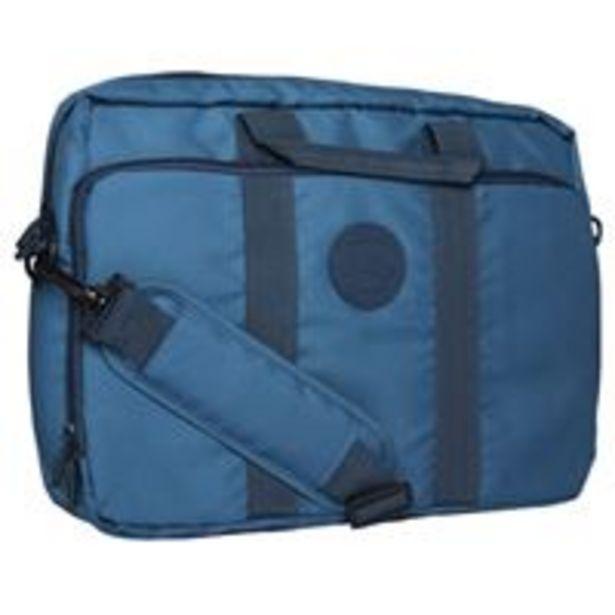 Oferta de Funda para Portátil 15,6'' Silverht Smart Laptop Azul por 12,99€