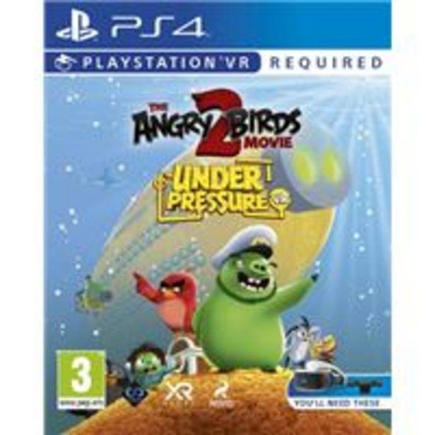Oferta de Angry Birds Movie 2 VR : Under pressure - PS4 por 20,99€