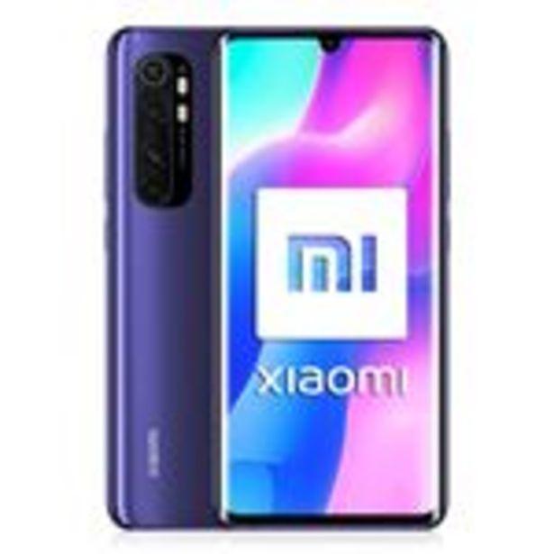 Oferta de Xiaomi Note 10 Lite 64GB Violeta por 272,99€