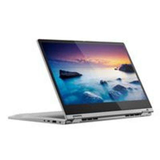 Oferta de Convertible 2 en 1 Lenovo ideapad C340-14IML 14'' i7 Plata por 883,41€