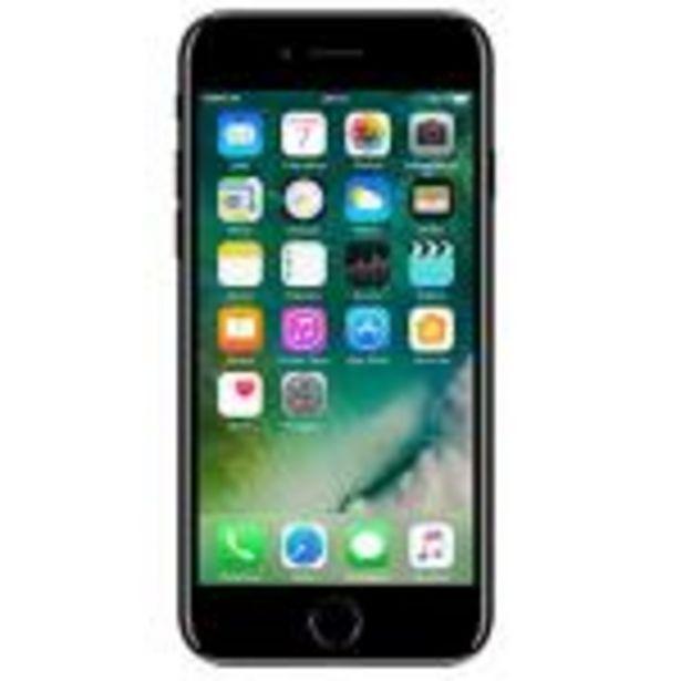 Oferta de IPhone 7 128GB Negro por 257,21€