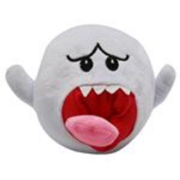 Oferta de Peluche Super Mario, White Phantom 15cm por 15,99€