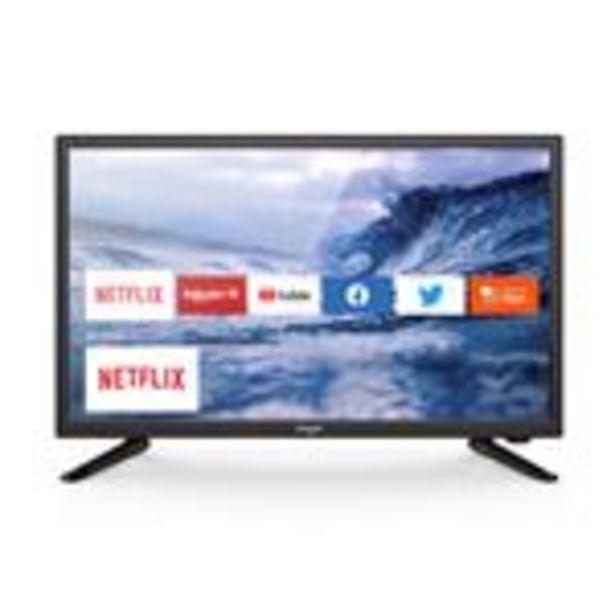 "Oferta de TV Engel LE2482SM EVER-LED 24""""-TDT2 - HD - USB PVR por 136,99€"