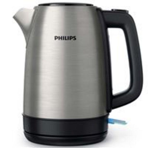Oferta de Hervidor Philips HD9350/90 Acero inoxidable por 24,51€