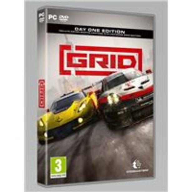Oferta de GRID Day One Edition PC por 13,99€
