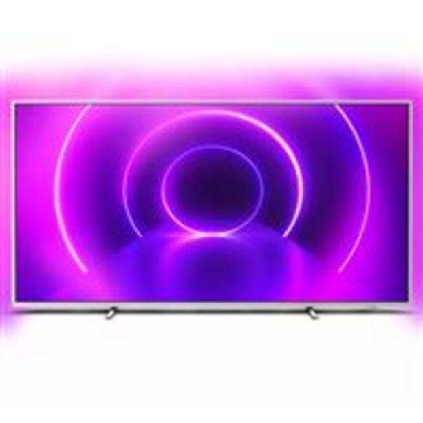 Oferta de TV LED 58'' Philips 58PUS8555 4K UHD HDR Smart TV por 918,99€