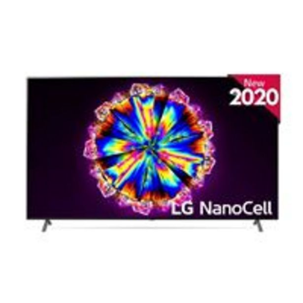 Oferta de TV LED 86'' LG Nanocell 86NANO906 IA 4K UHD HDR Smart TV Full Array por 2804,92€