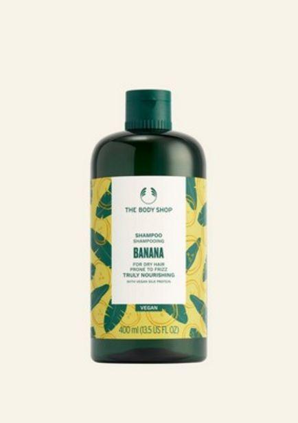 Oferta de Champú Nutritivo De Banana 400 ml por 10,5€