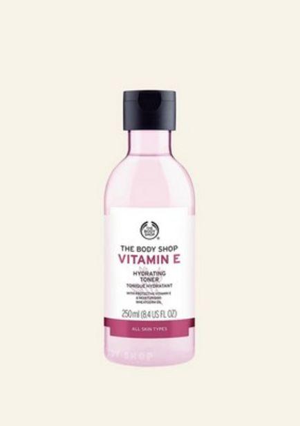 Oferta de Tónico Hidratante Vitamina E 250 ml por 13€