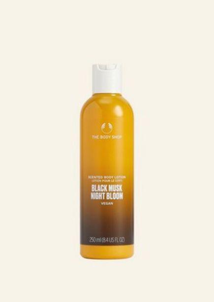 Oferta de Loción Corporal Black Musk Night Bloom 250 ml por 14€
