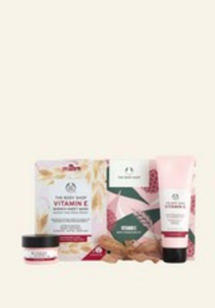Oferta de Kit Facial de Vitamina E por 29€