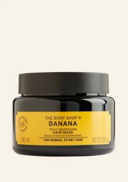 Oferta de Mascarilla Nutritiva De Banana 240 ml por 15€
