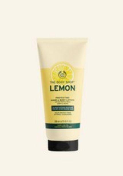 Oferta de Loción Protectora de Limón para Manos y Cuerpo por 12€