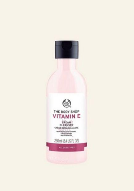 Oferta de Limpiadora Cremosa Vitamina E 250 ml por 13€