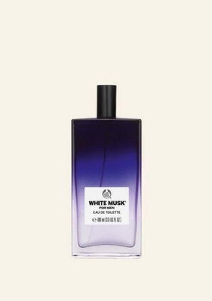 Oferta de Agua De Colonia White Musk® For Men 100 ml por 27€