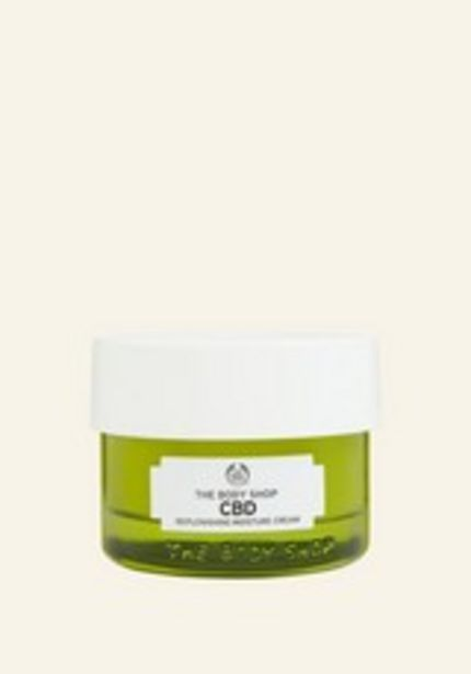 Oferta de Crema Hidratante CBD por 23€