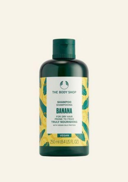 Oferta de Champú Nutritivo De Banana 250 ml por 7,5€