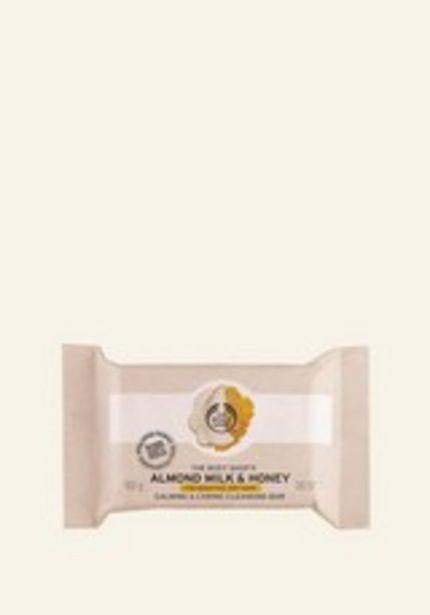 Oferta de Jabón Calmante de Leche de Almendras y Miel por 4€