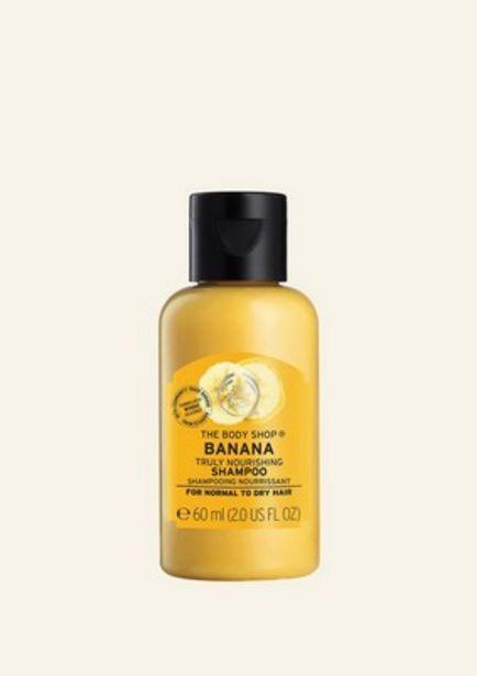 Oferta de Champú Nutritivo De Banana 60 ml por 3€