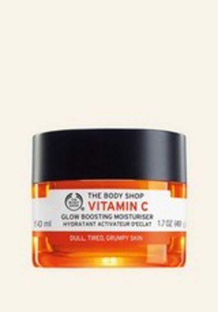 Oferta de Hidratante Iluminadora Vitamina C por 26€