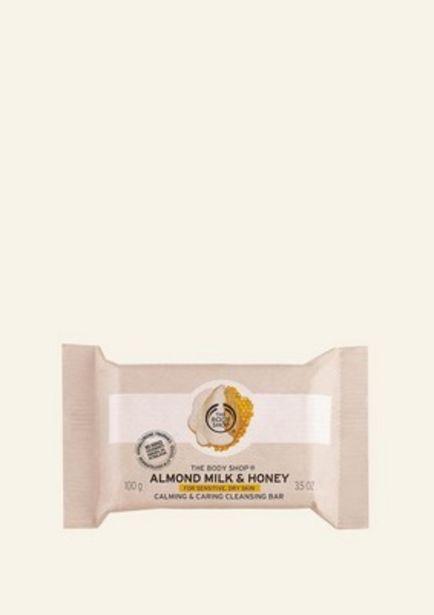 Oferta de Jabón Calmante De Leche De Almendras Y Miel 100 g por 4€
