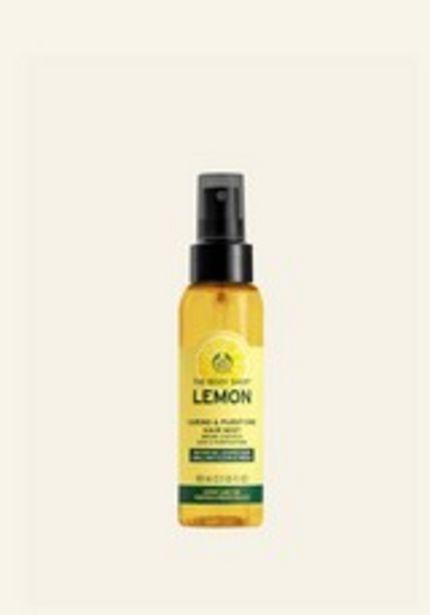 Oferta de Hair Mist Purificante de Limón por 12€